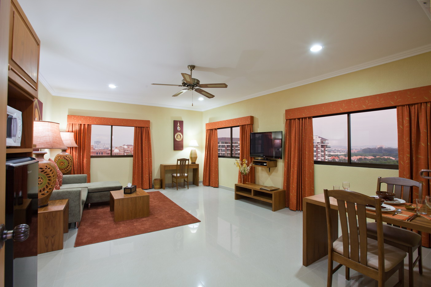 Penthouse Apartment Baan Souy Gay Accommodation Pattaya Thailand - Two-storey-single-family-residence-by-baan-design